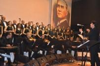 ŞEHİT YÜZBAŞI - Akhisar Musiki Derneği'nden Muhteşem Konser