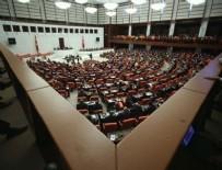 ANAYASA MAHKEMESİ - Anayasa değişiklik teklifi bugün Meclis'te