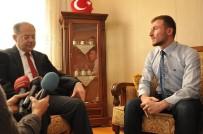 ÖZEL HASTANELER - Bakan Akdağ, Isparta'da 750 Yataklı Şehir Hastanesini İnceledi