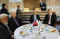 KIDEM TAZMİNATI - Bakan Müezzinoğlu Açıklaması 'Vatandaşlarımızın Dolarlarını Bozdurması Milletçe Yapılan Bir Milli Duruştur'