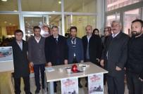 ÖĞRENCİ KONSEYİ - Başkan Aksoy'dan BEÜ'lü Öğrencilerin 'Halep İçin Yardım Kampanyasına' Destek Ziyareti