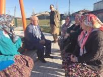 MEHMET ÖZMEN - Başkan Albayrak, Saray Safaalan'da Vatandaşlarla Buluştu
