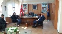 VEZIRHAN - Başkan Duymuş'un Bursa Temasları