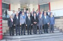 SANAYİ SİTESİ - Başkan Savaş Açıklaması 'Hatay'ın Teşvik Programına İhtiyacı Var'