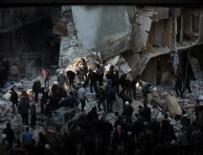 SAVUNMA BAKANLIĞI - Beşar Esad katliamlara devam ediyor