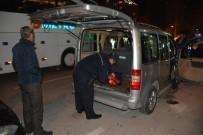 TRAFİK CEZASI - Bilecik'te 150 Polisle 'Huzur' Operasyonu