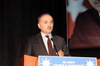 ANAYASA TEKLİFİ - Bilim, Sanayi Ve Teknoloji Bakanı Faruk Özlü Yalova'da