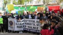 İRAN - Birlik Vakfı Halep İçin Birlik Çağrısı