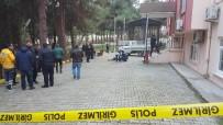 112 ACİL SERVİS - Cam Kapıyı Açık Sanan Gencin Feci Sonu