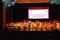 ANADOLU ATEŞI - Çocuk Senfoni Orkestrası Ankara'da UNICEF İçin Çaldı