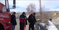 İTFAİYE ERİ - Dalgıç Kovaladı, Yaralı Ördek Kaçtı