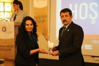 MOZAİK MÜZESİ - Ekinci'ye Yılın Belediye Başkanı Ödülü Verildi