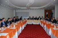 ABDULLAH ERIN - Ekonomi Koordinasyon Kurulu Toplandı