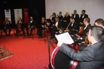TÜRK MÜZİĞİ - Elazığ'da Tanburi Cemil Bey Anısına Konser Verildi