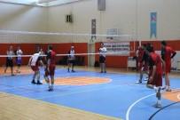 İL MİLLİ EĞİTİM MÜDÜRLÜĞÜ - Final Okullarının Düzenlediği Kurumlar Arası Voleybol Turnuvası Sona Erdi