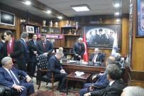 YILMAZ TUNÇ - GMİS'ten Başbakan Yıldırım'ın Ziyaretiyle İlgili Açıklama