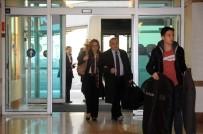 İSRAİL BÜYÜKELÇİSİ - İsrail'e Büyükelçi Olarak Atanan Kemal Ökem, Tel Aviv'e Gitti