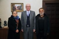 ALİ İSMAİL KORKMAZ - Kazım Kurt, Ali İsmail Korkmaz'ın Ailesini Ağırladı