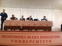 KONFERANS - Kırgızistan Ekonomi Ve Girişimcilik Üniversitesinde 'Hoca Ahmet Yesevi'yi Anlamak' Paneli