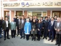 ÇENGELKÖY - Komisyon, 15 Temmuz Şehitler Köprüsü Ve Çengelköy'de