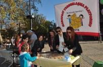 NAZMI GÜNLÜ - Manavgat'ta Şehitler İçin Lokma Tatlısı Dağıtıldı