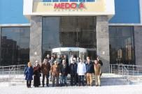 AMELIYAT - Medova Hastanesi Aile Hekimlerini Ağırladı