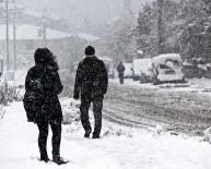 BATı KARADENIZ - Meteorolojiden Yoğun Kar Uyarısı