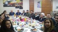 AHMET YıLMAZ - Öğretmenlere 'Hoş Geldin' Yemeği