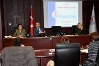 FARKıNDALıK - OMÜ'de Tanışma Ve Değerlendirme Toplantısı