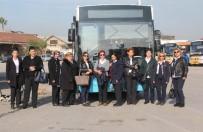 KADIN ŞOFÖR - Kadınlar Direksiyona Geçti, Şiddet Azaldı