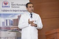 DIŞ AĞRıSı - Özel Sani Konukoğlu Hastanesinde Sinüzitler Anlatıldı