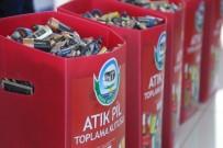 KONFERANS - Serik'te Ödüllü Atık Pil Toplama Kampanyasının İkincisi Başladı