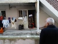 MEDINE - Sobadan Çıkan Alev Evi Yaktı