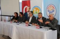TÜRKİYE EMEKLİLER DERNEĞİ - Tarhan Açıklaması 'Emekliler Mezitli'de Olmaktan Mutlu'