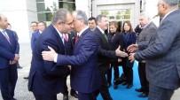 DURUŞMA SALONU - TBMM Darbe Komisyonu, İstanbul Cumhuriyet Başsavcılığı'nı Ziyaret Etti