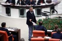 GRUP BAŞKANVEKİLİ - TBMM Genel Kurlu'nda 'Hendek' Tartışması