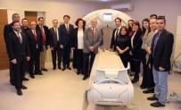 TOSHIBA - Tomografide Hastalar 25 Kat Daha Az Radyasyon Alacak