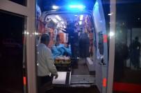Tunceli'de Trafik Kazası Açıklaması 1 Ölü, 3 Yaralı