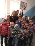 Türkiye'nin En Küçük İlçesindeki Çocukları Mutlu Ettiler