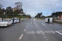 ERDEMIR - Ünye'de Kaza Açıklaması 2 Yaralı