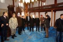 Vali İsmail Ustaoğlu, Konursu Köyü'nde İncelemelerde Bulundu