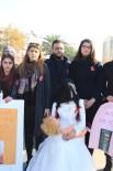 ÇOCUK GELİN - ADÜ'lü Gençler Çocuk Geline 'DUR' Dedi