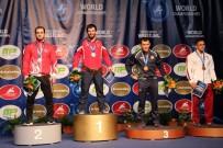 BULGAR - Aslan Atem Dünya ikincisi oldu