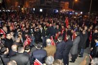 İLİM YAYMA CEMİYETİ - Balıkesir'de Teröre Tepki Yürüyüşü
