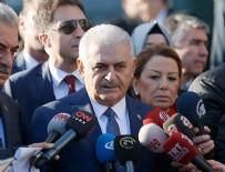 Başbakan Yıldırım: PKK terör örgütünün marifeti olduğuna hiç bir tereddüdümüz yok