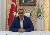 GÖKHAN KARAÇOBAN - Başkan Karaçoban'dan Taziye Mesajı