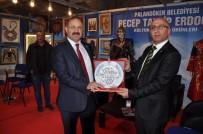 İBRAHIM AYDEMIR - Başkentte Palandöken Belediyesinin Standı Göz Doldurdu