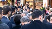 EYÜP SULTAN - Cumhurbaşkanı ve Başbakan Eyüp Sultan'da