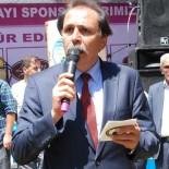 EMIN ÖZTÜRK - Daday Derneği'nde Şahin Yeniden Başkan