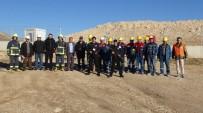 KıRKA - Eti Maden Kırka Bor İşletmesinde Sabotaj Ve Yangın Tatbikatı